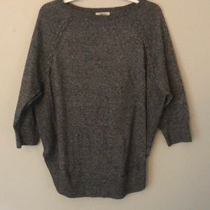 Style & co grey sweater